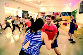 WPP's MediaCom Transforms Happy Hour Into Healthy Hour