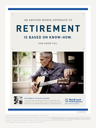 Retirement is still No. 1 on consumers' minds, Merrill Lynch says.