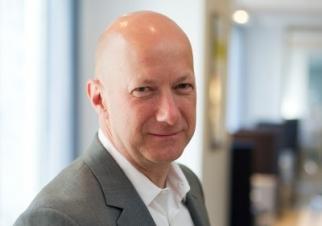 Nigel Morris, CEO of Dentsu Aegis Network Americas.