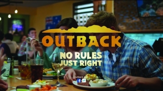 In its latest ad from Deutsch, Outback reintroduces the tagline that built its business.