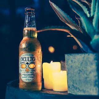 Oculto Illuminated Bottle