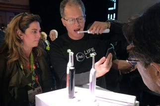 L'Oréal, P&G and other big brands are hunting for startups at CES