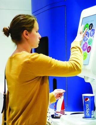 Pepsi's Spire