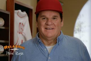Skechers Taps Pete Rose for Super Bowl Ad