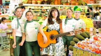 An ad for Brazilian grocery chain Pao de Acucar