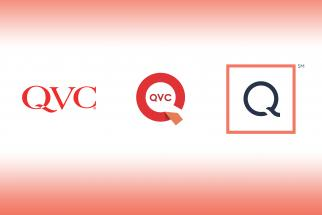 QVC logos: old and new