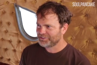 Rainn Wilson's Soul Pancake channel will be part of an 'intelligence' package.