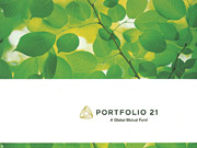 Financial Services: Portfolio 21