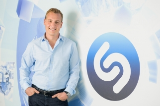 Shazam CEO Rich Riley