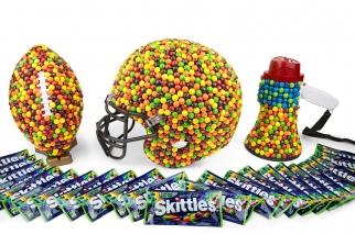 Skittles Auction Items