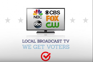 TV Group Campaigns for Even More Political Ads