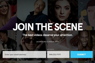 The Scene, a new site from Conde Nast Entertainment, will be home to premium digital-only video.