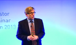 Unilever Chief Marketing and Communications Officer Keith Weed