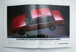 David Abbot Volvo Ad