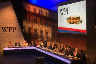 WPP AGM 2017