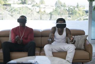 See the Spots: Samsung's Ads Star Lil Wayne