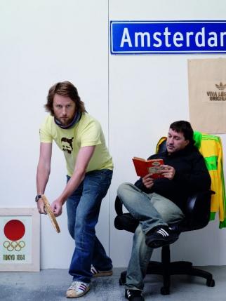 Andy Fackrell, ECD, 180 Amsterdam