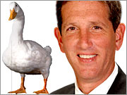 New CMO Plans to Clip the Aflac Duck's Wings