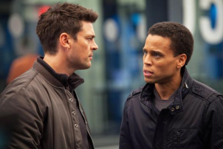 'Almost Human,' J.J. Abrams' forthcoming cop-android series