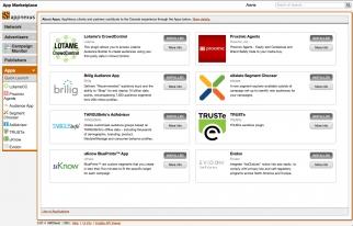 AppNexus' Apps Marketplace