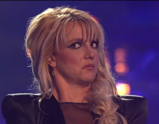 Britney Spears on 'The X Factor,' which disappointed in the ratings