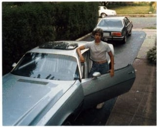 Roger Camp and his Camaro
