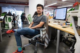 Carl Pei of OnePlus