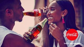 'Taste the Feeling' Ad
