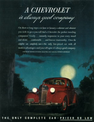 From 'See the USA in your Chevrolet' to 'Like a Rock,' Chevy Ads Run Deep