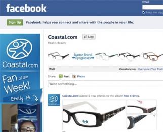 Coastal.com on Facebook