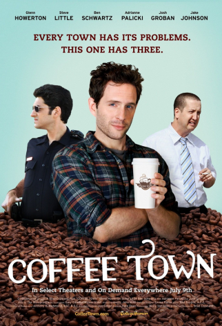 'Coffee Town,' the feature-length release from CollegeHumor