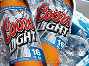Coors Light Sales Up; Cold Call Ad Campaign Credited
