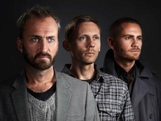 Fredrik Jansson, Christoffer Persson and Staffan Lamm