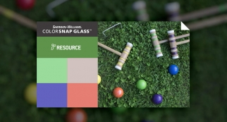 Sherwin Williams Uses Google Glass to Turn the Real World Into Paint Colors