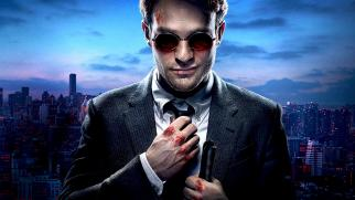 Netflix's original series 'Daredevil,' which has been renewed for a second season.
