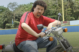 Danny McBride in HBO's 'Eastbound & Down'