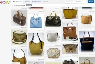 eBay's new homepage redesign