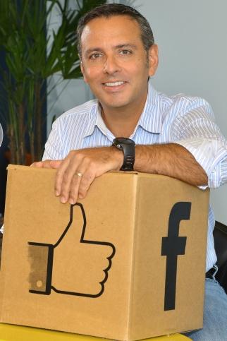 Alexandre Hohagen, Facebook's Latin America sales chief
