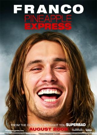James Franco in 'Pineapple Express'