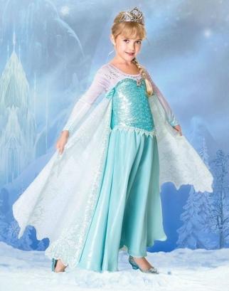 Disney\'s \'Frozen\' Dress Sets Off $1,600 Frenzy by Parents | Media ...