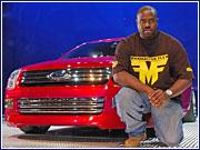 Ford Hopes DJ Signing Cranks Up Cred, Sales