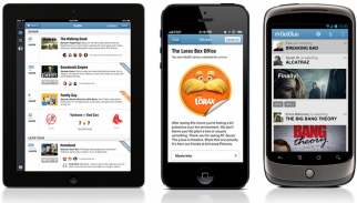 GetGlue's apps for checking into TV and other entertainment