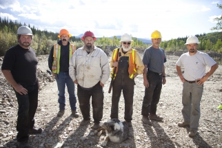 The men of 'Gold Rush Alaska': Not exactly 'Real Housewives'