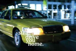 Heineken's 'Let a stranger drive you home' ad