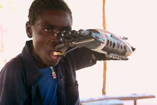 An film shows how Intel tech was used for good in Africa.