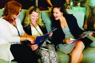 Open at Major Marketing Events, Ipsos Girls' Lounge Is a Haven for Women in Industry