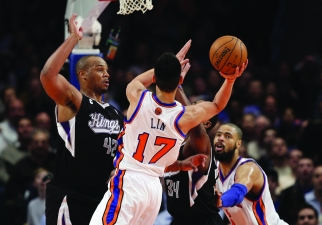 Mad Ave Lines up to Court NBA's Lin