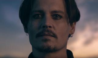 Johnny Depp's New Dior Spot Makes a *Bit* More Sense Than Brad Pitt's Chanel Ads