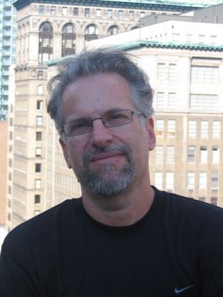 A-Political creative director Jimmy Siegal