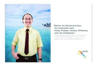 Bahamavention ad